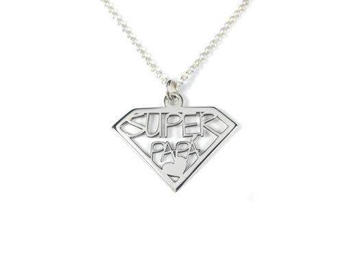 Collar con nombre en Plata de ley 925 mi collar nombre plata regalo día de la madre Collar con Doble Nombre Plata de Ley 925